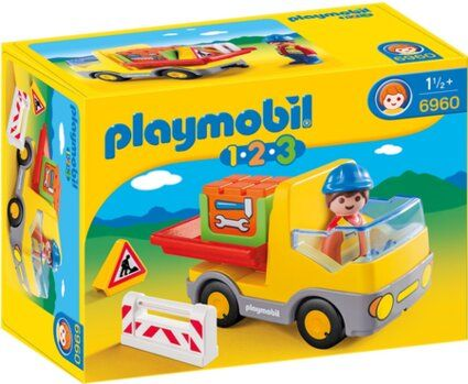 PLAYMOBIL® 6960 - 1•2•3 - Muldenkipper