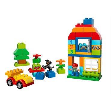lego duplo gro e steinbox 65 teile lego duplo 10572. Black Bedroom Furniture Sets. Home Design Ideas