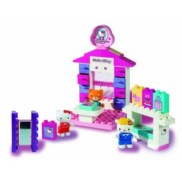 Big 57027 - Play BIG Bloxx Hello-Kitty Boutique