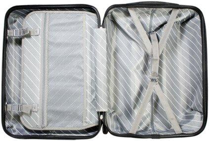 reisekoffer polycarbonat koffer 35 liter 39 frankfurt 39 blau. Black Bedroom Furniture Sets. Home Design Ideas