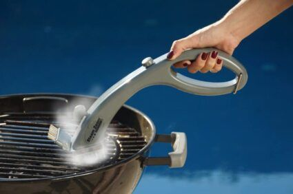 Steam Zoom Grill Cleaner Grillreiniger Grillbürste
