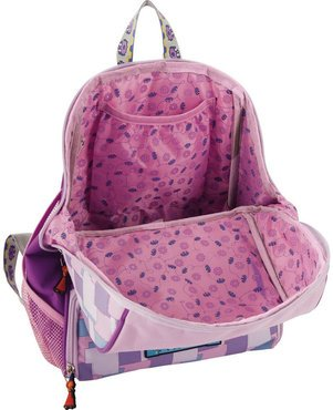 ritter rost kindergarten rucksack mit brustgurt rosa. Black Bedroom Furniture Sets. Home Design Ideas
