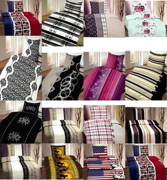 leonado vicenti microfaser bettw sche set 4 teilig england. Black Bedroom Furniture Sets. Home Design Ideas