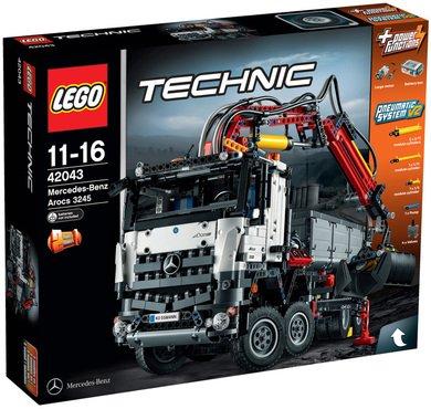 Lego Technic Mercedes Benz Arocs 3245 Lego Technic 42043 Online