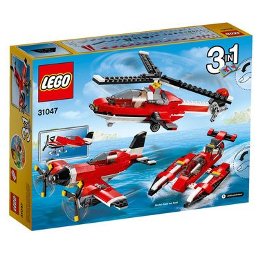 lego creator propeller flugzeug lego creator 31047. Black Bedroom Furniture Sets. Home Design Ideas