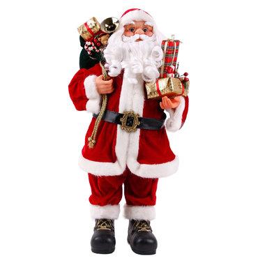 weihnachtsmann deko figur weihnachten und advent nikolaus. Black Bedroom Furniture Sets. Home Design Ideas