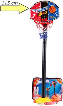 kinder mini basketballkorb mit st nder basketballst nder basketballnetz ink ball und pumpe. Black Bedroom Furniture Sets. Home Design Ideas