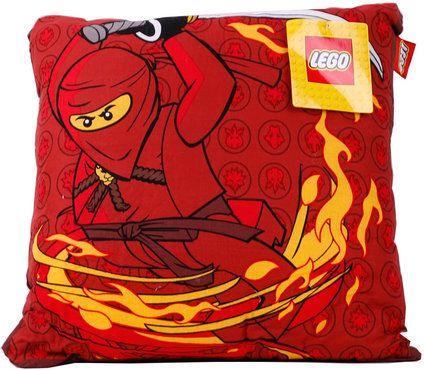 lego ninjago kissenbezug kissen bezug kissenh lle kopfkissen bettw sche ninja online kaufen. Black Bedroom Furniture Sets. Home Design Ideas
