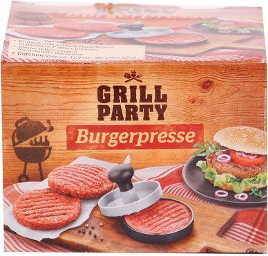 Hamburgerpresse Burgerpresse Hamburgerpresse Hamburgerform Antihaftbeschichtung