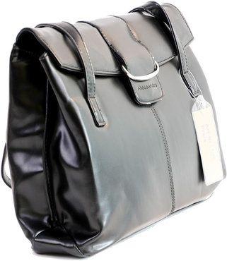 f0bf1df08ef7d Elegante Abend Handtasche von ALESSANDRO in Schwarz
