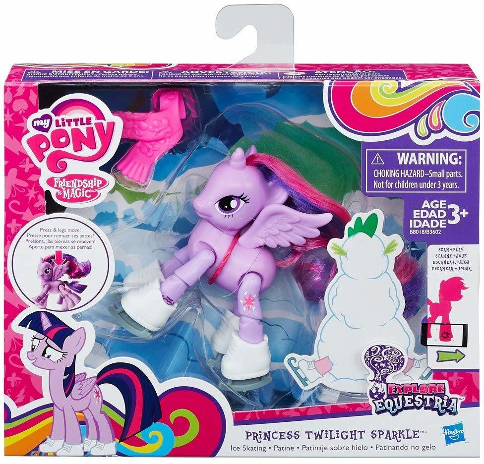 My little Pony b8018 – beweglichem Action Deluxe – Twilight
