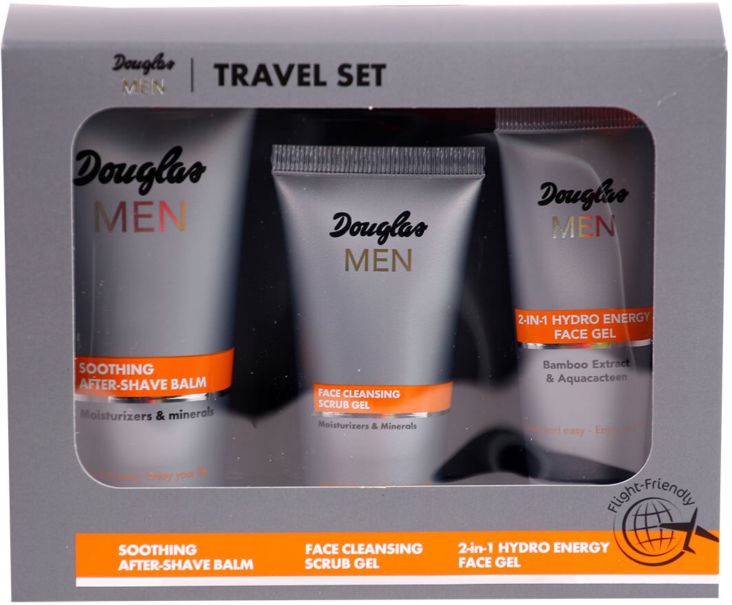 Douglas Travel Set 3er Men