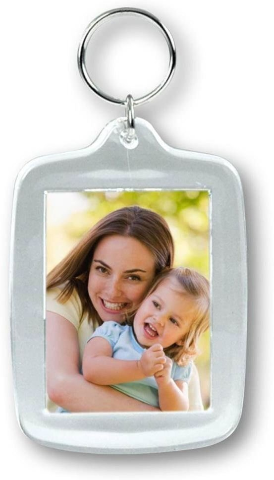 Photo Keychain Rectangle