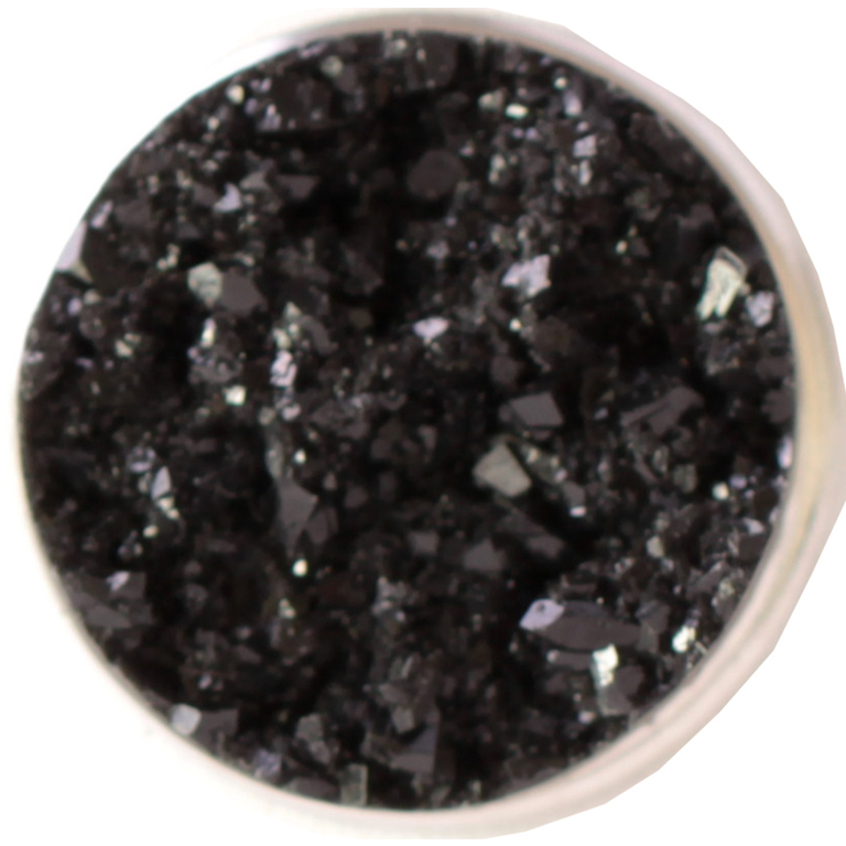 Chunk Beads in schwarz