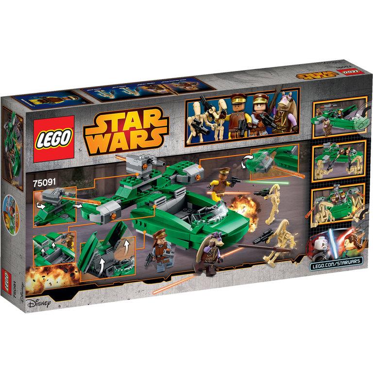 75091 günstig kaufen LEGO StarWars Flash Speeder