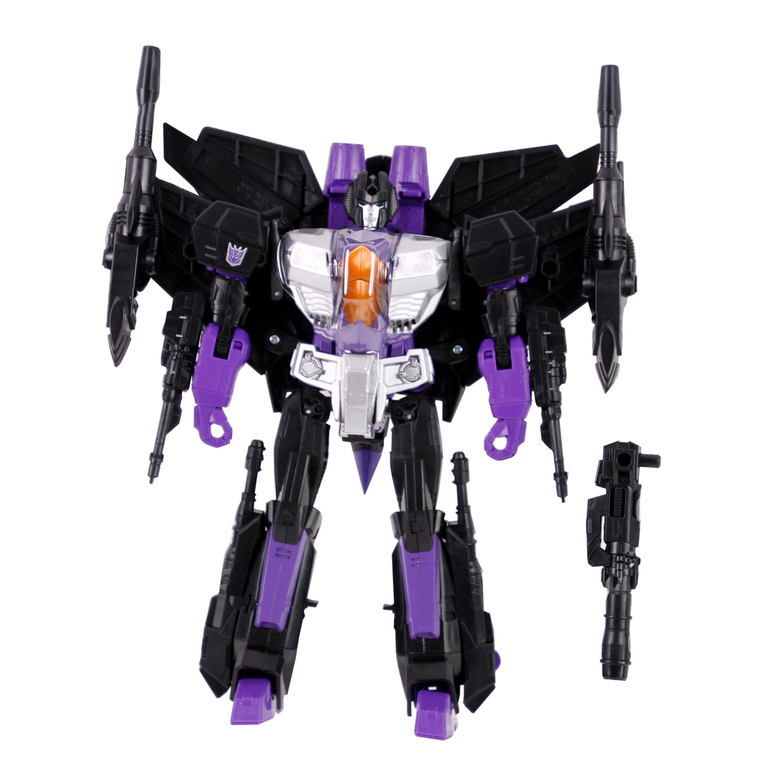 Hasbro B0972EU44 - Transformers - Cominer Wars - SKYWARP  - Leader Class
