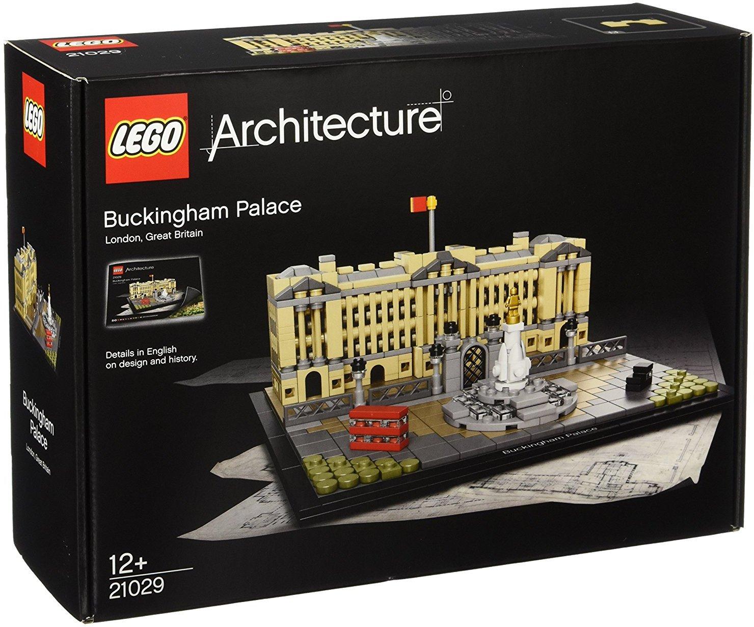LEGO Architektur Der Buckingham-Palast günstig kaufen 21029