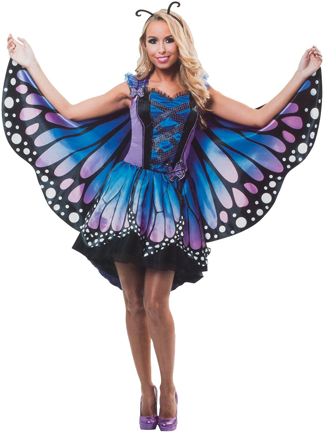 87c96ec746961 Karneval Damen Kostüm/Fasching/Halloween-Parties - Pfauen...[Größe ...