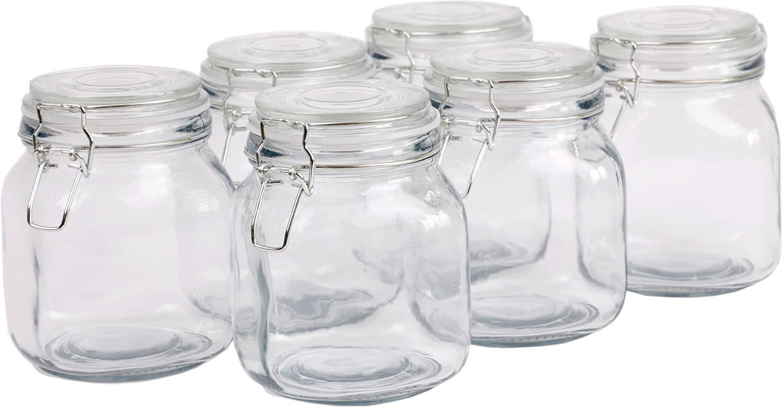 Einmachglas Vorratsgläser Einmachgläser Vorratsglas Bügel ...