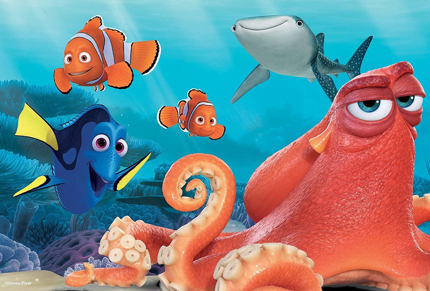 Finding Dory Double Face 108 (kinderpuzzle) - Disney Pixar: Finding Dory, D NEU