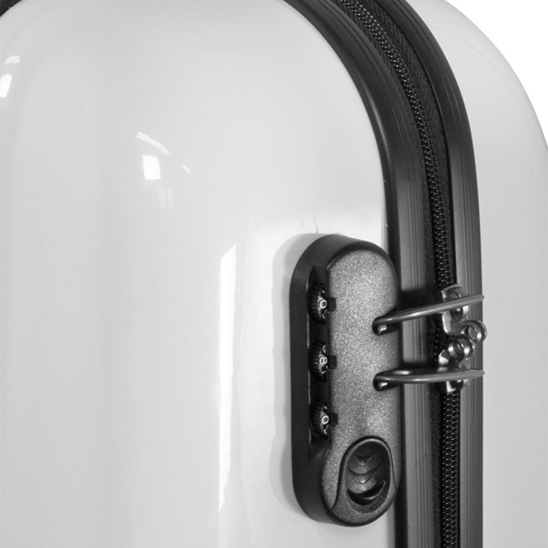 kofferset 4 rollen g nstig mailand wei auf rechnung. Black Bedroom Furniture Sets. Home Design Ideas