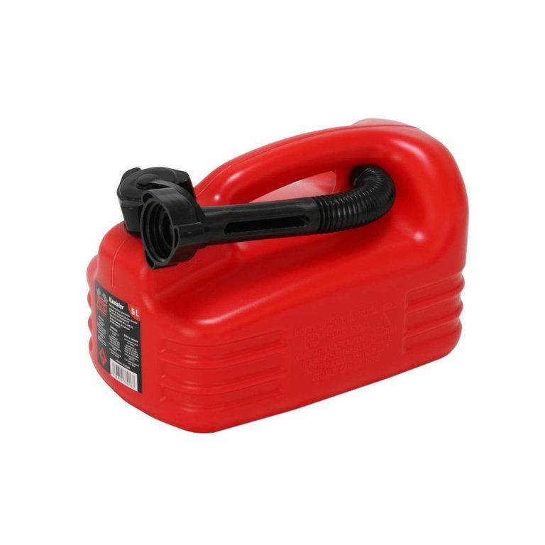 Wieviel wiegt das Benzin mit dem Umfang 25 Liter