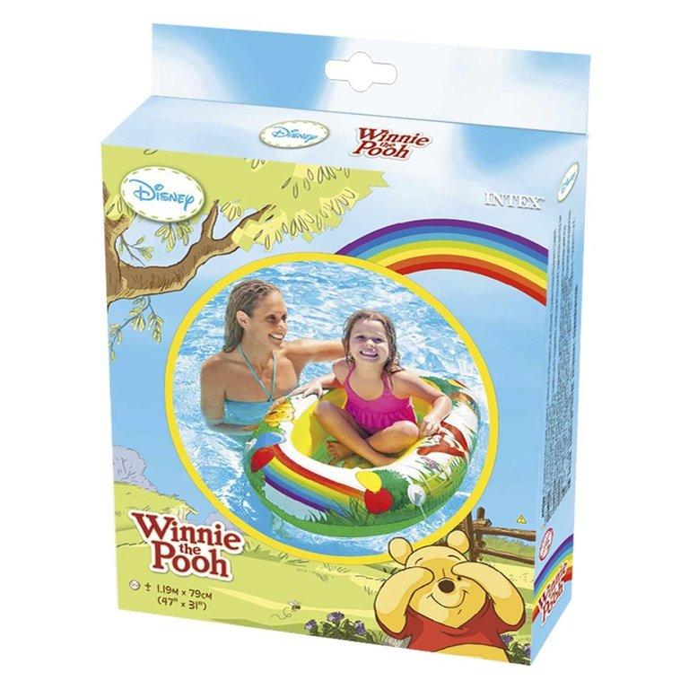 Intex pool boot winnie the pooh badespielzeug for Badepool aufblasbar